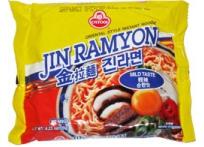 JIN RAMYON nouilles instantanées orientale