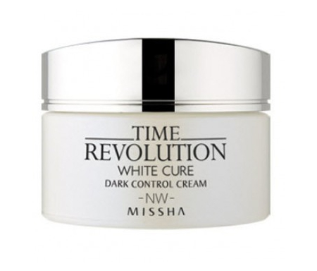TIME REVOLUTION WHITE CURE BLANC CONTROL CREAM