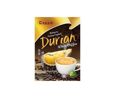 Coppo - Café instantané 4 en 1 au goût de durian