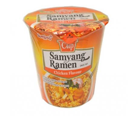 Samyang - Nouille instantanée au goût de poulet