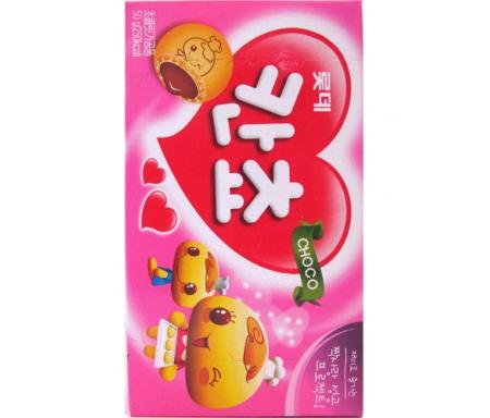 Lotte biscuits aux chocolats