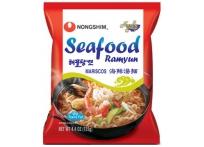 Nouilles instantanées NONG SHIM  Seafood Ramyun