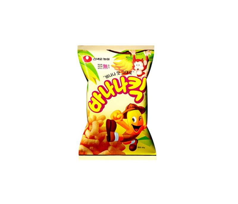 Chips aux BANANA