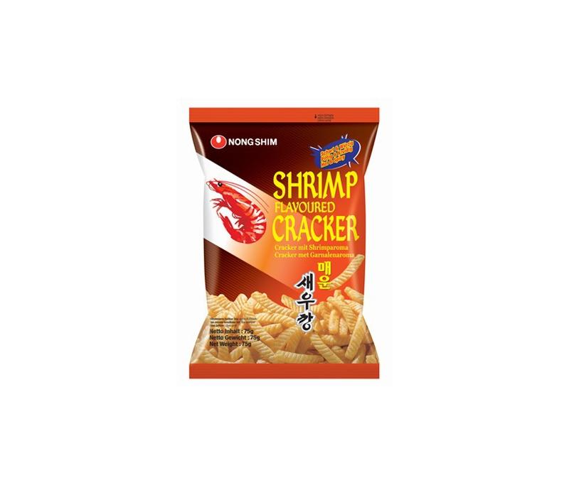 Shrimps flavoured cracker HOT