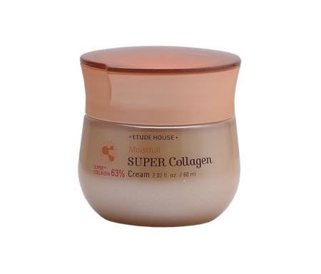 Etude house moistfull super collagen cream
