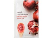 """Innisfree - it's real squeeze mask """"Pomegranate"""""""