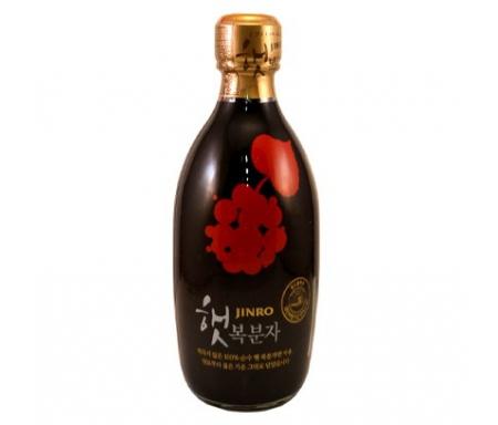 BOKBUNJAJOO BLACKBERRY WINE 15% JINRO