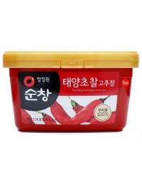 Pâte piquante de piment rouge Gochujang