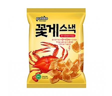 Paldo chip goût crabe