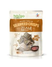 Bibigo algues snack saveur BBQ