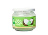 Huile de Coco vierge - Produit Bio