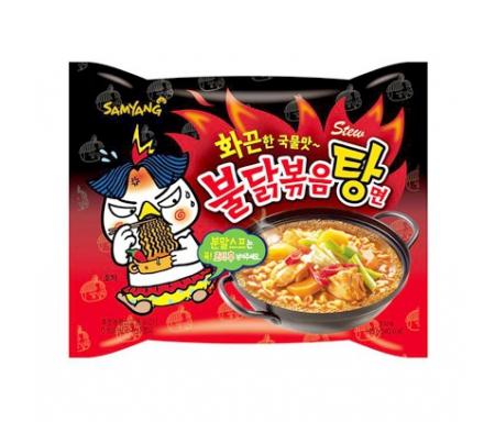 SAMYANG  Hot chicken Ramen multi Stew