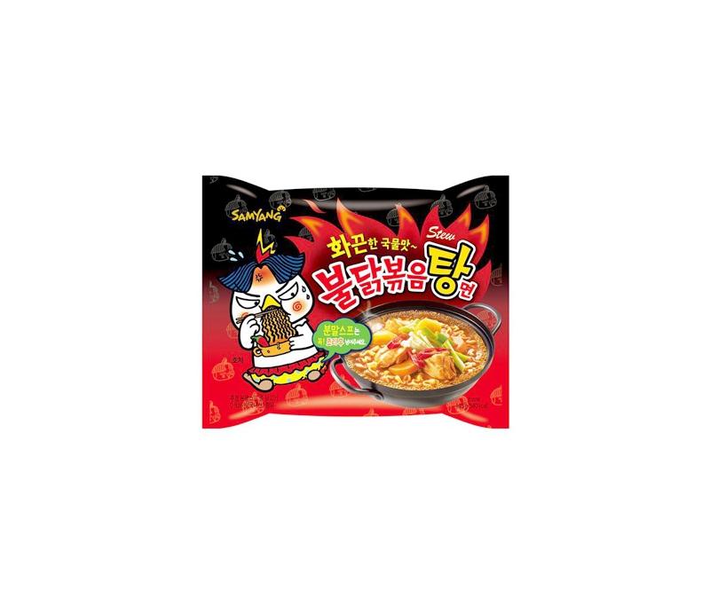 SAMYANG  Hot chicken Ramen multi