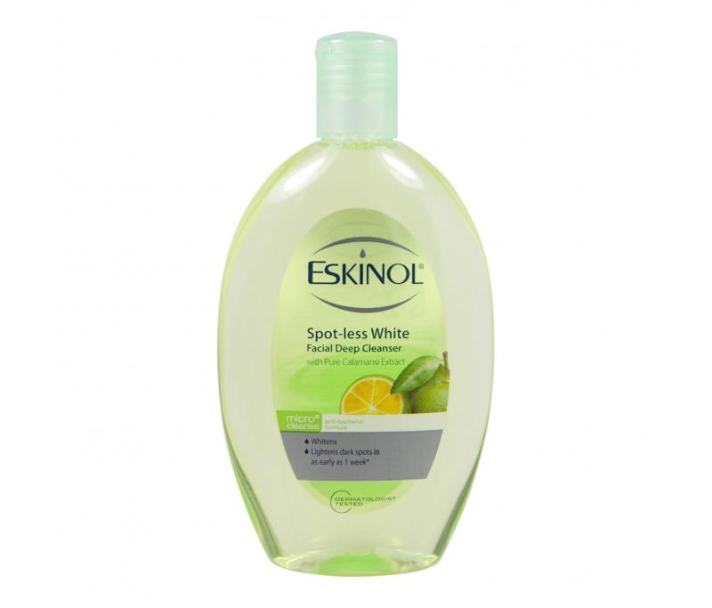 Eskinol spot less white