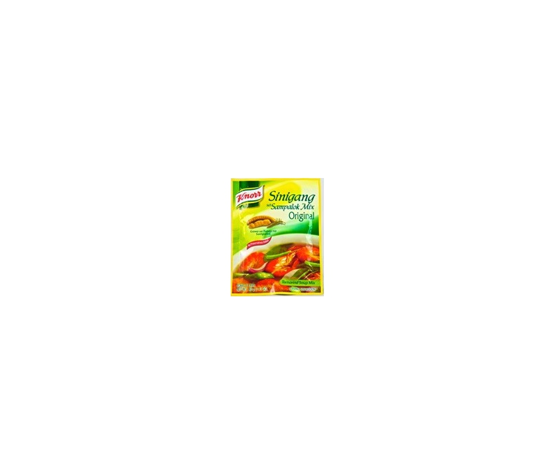 KNORR-Sinigang- Tamarind Soup Mix