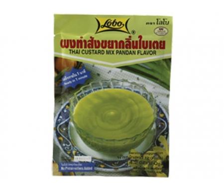 Custard Pandan Thaïlandais 120 G