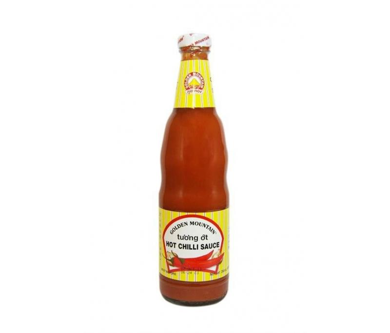 GOLDEN MOUNTAIN- Sauce de piment Hot