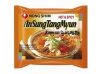 Nouilles instantanées AnSungTangMyun saveur pimentée 125G
