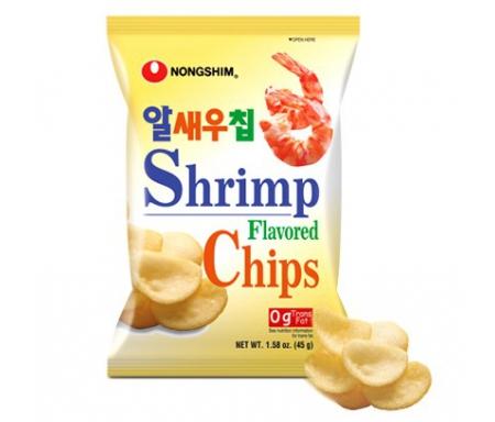NONGSHIM Chips aux crevette