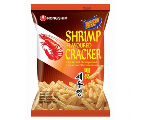 Shrimps flavoured cracker HOT