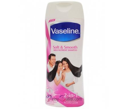 Soft & Smooth milk nutrient shampoo