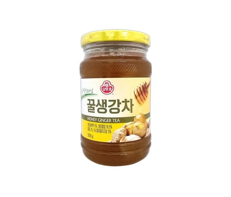 Thé au miel citron