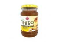 Thé au miel gingembre -Ottogi 500g