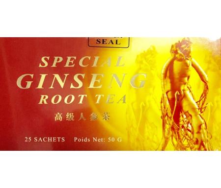 Thé Au Ginseng 25 sachets