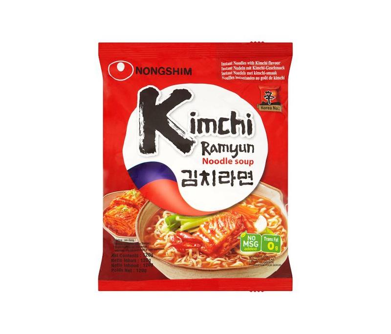 NongShim - Nouilles instantanées au goût de kimchi