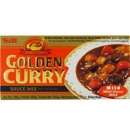 OTTOGI - Sauce de Curry (fort)