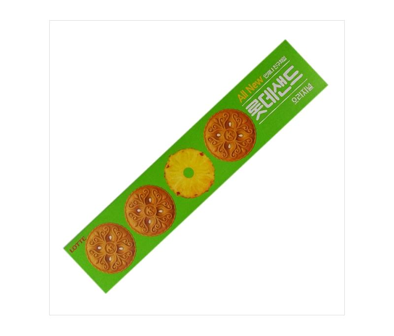 Biscuit au gout d'ananas