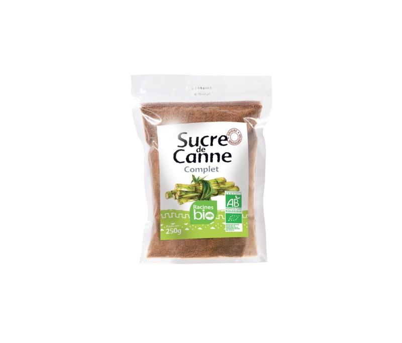 Sucre complet de canne à sucre