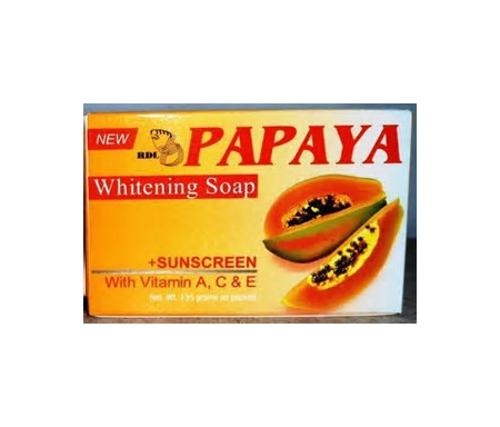 savon a la papaye