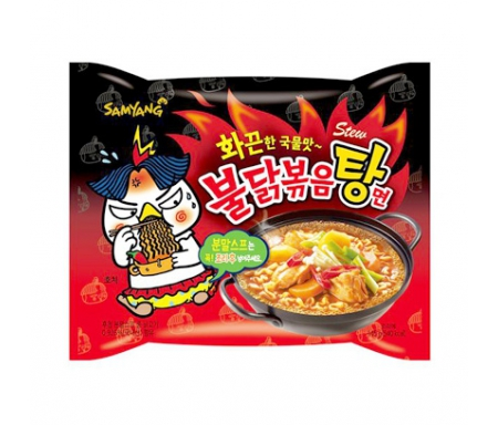 SAMYANG Hot chicken Ramen multi Stew