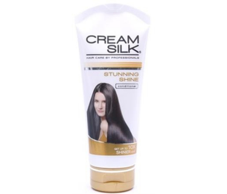 creamsilk conditioner stunning shine