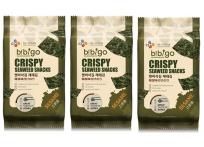Algues croustillantes à lh'uile de sésame Bibigo
