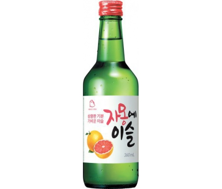 CHUM CHURUM Soju pamplemousse
