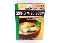 Soupe instantanée TOFU MISO 30g