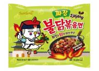 Samyang Hot chiken Flavor ramen - Jjajang 140G