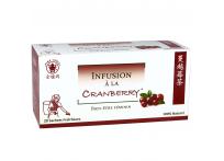 INFUSION A LA CRANBERRY 30G (20SACHETS)