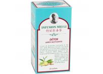 Infusion Mei Li - DETOX grâce aux plantes 20 sachets