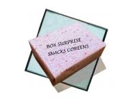 Boîte surprise snacks coreens (variété garantie)