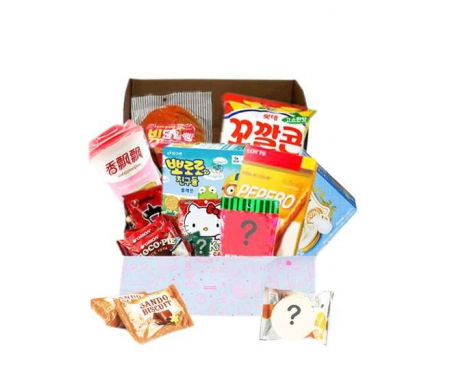 boite surprise snacks coreens