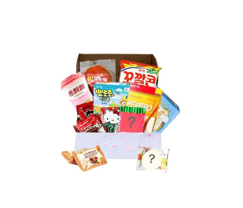 boite surprise snacks coreens