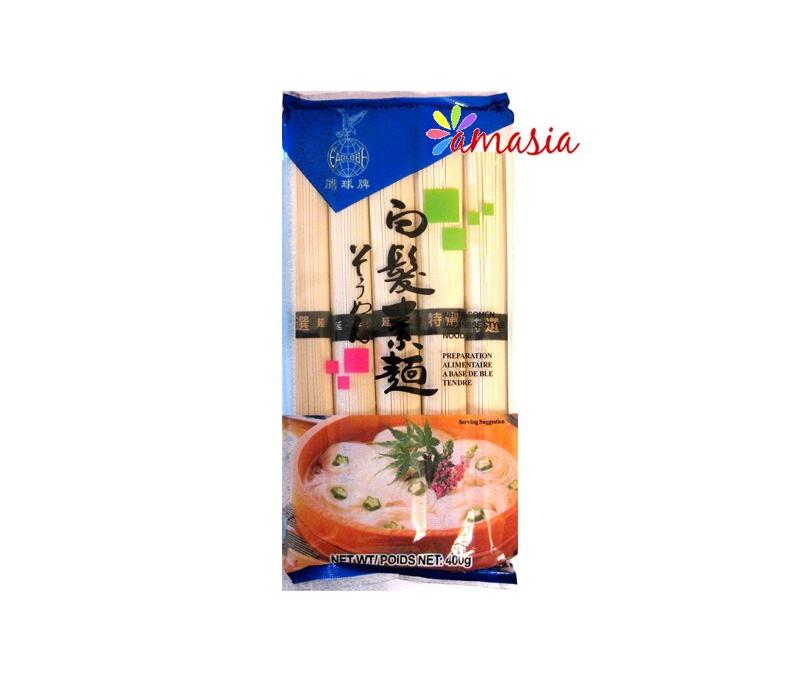 SOMEN BLANC nouille style Japonais