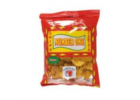 Number One chips banane plantain 85g