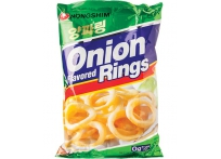 NONGSHIM Onion Flavoured Rings 90 gr