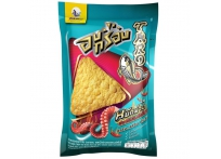 [PROMO - 10% OFF] Taro crispy snack hot&spicy 17g