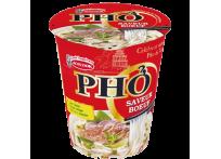 Nouilles de riz instantanées PHO boeuf ACECOOK 56g