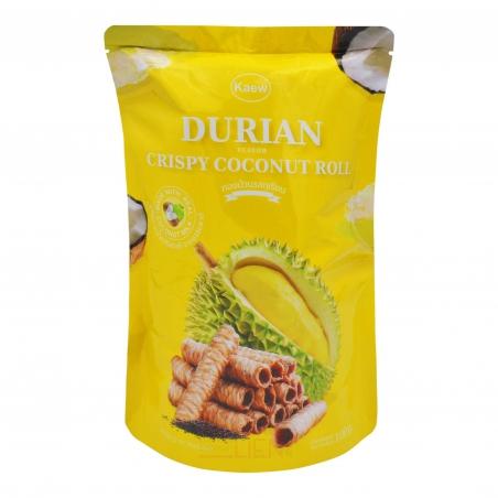 Durian Crispy Coconut Roll 100g